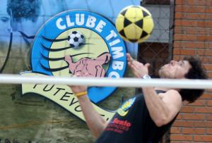 Clube Guairacás sedia Etapa do Circuito Catarinense de Futevôlei