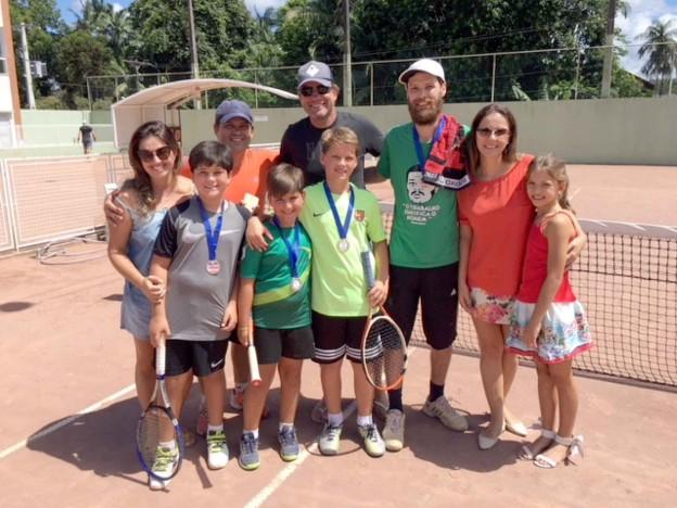 familias tenistas