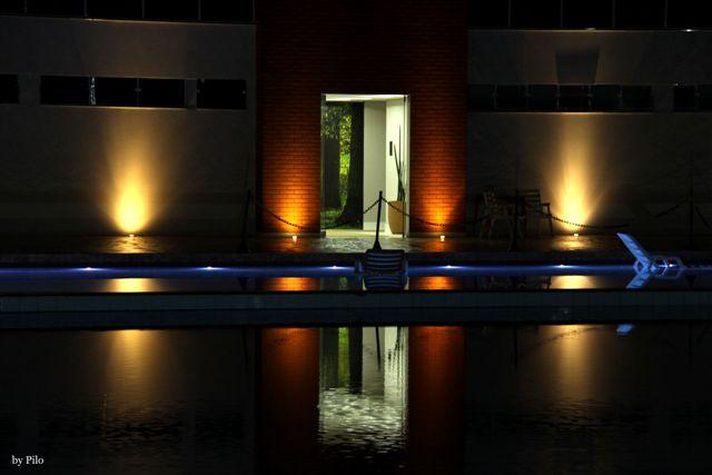 Clube guairacas piscina